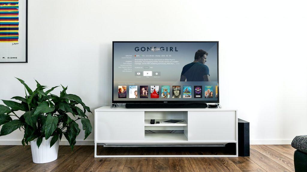 Koop die nieuw Smart TV tijdens een aanbieding